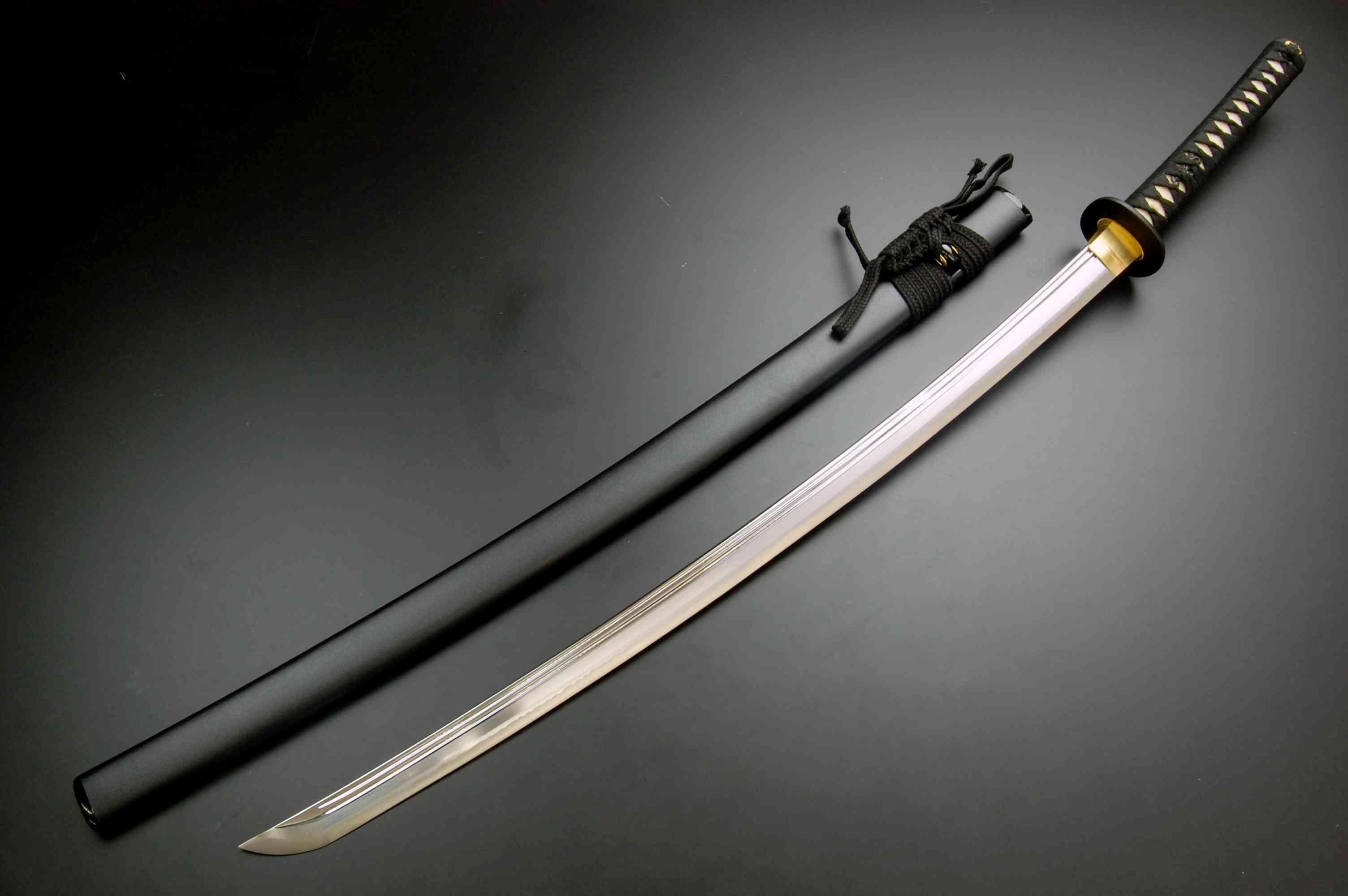 同田貫2尺5寸(肥後拵え・二本樋)大刀